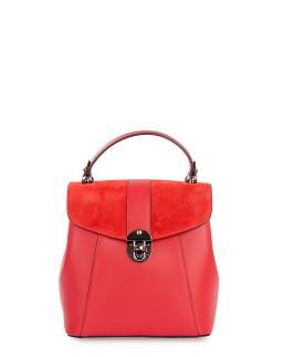 Сумка-рюкзак маленька InBag Red