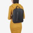 Рюкзак середній InBag Black 4