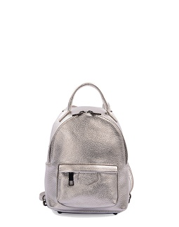 Рюкзак маленький InBag Silver