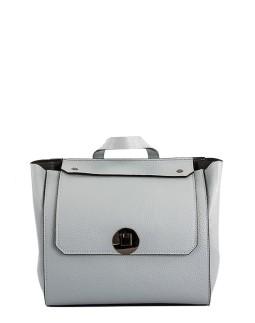 Сумка-рюкзак середня InBag Light-blue