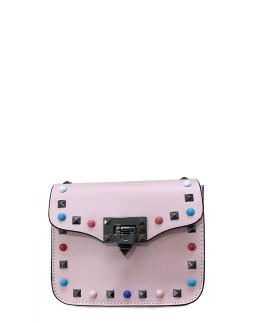 Сумка через плечо (кросс-боди) маленькая InBag Pink