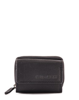 Кошелек Hill Burry Black