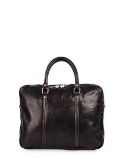 Портфель середній InBag Black