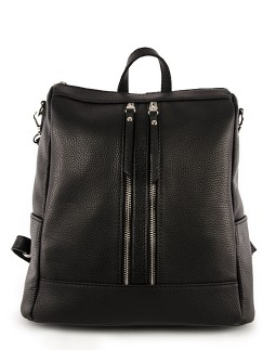 Сумка-рюкзак велика InBag Black