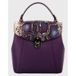 Сумка-рюкзак маленькая InBag Violet 1