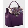 Сумка-рюкзак маленькая InBag Violet 3
