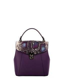 Сумка-рюкзак маленька InBag Violet