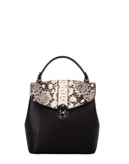 Сумка-рюкзак маленька InBag Black
