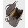 Сумка-рюкзак маленька InBag Grey 4