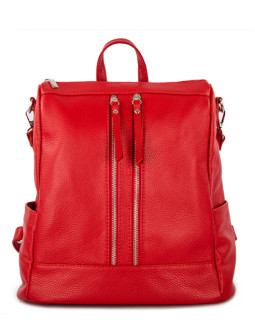 Сумка-рюкзак велика InBag Red