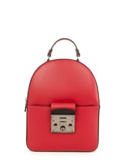 Сумка-рюкзак середня InBag Dark red