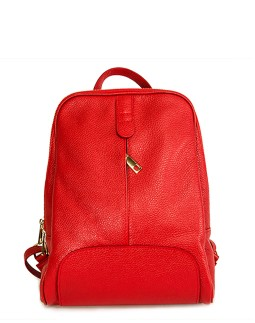Рюкзак середній InBag Dark red