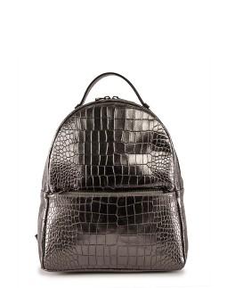 Рюкзак середній InBag Grey metallic