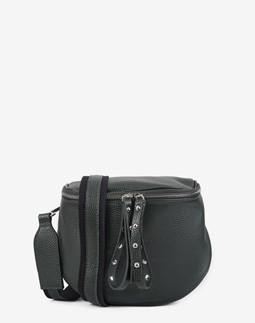 Сумка через плечо (кросс-боди) средняя InBag Dark green