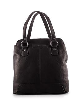 Сумка-рюкзак середня Hill Burry Black