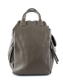 Сумка-рюкзак велика InBag Dark taupe