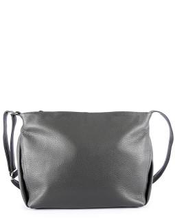 Сумка через плече (крос-боді) велика InBag Dark grey