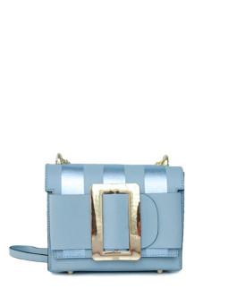 Сумка через плечо (кросс-боди) маленькая InBag Light-blue