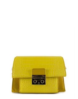 Сумка через плече (крос-боді) маленька InBag Yellow