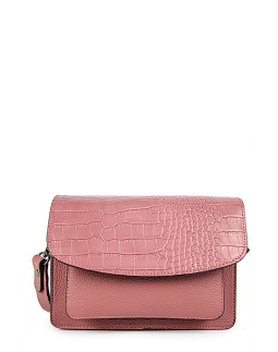 Сумка через плече (крос-боді) маленька InBag Dark pink