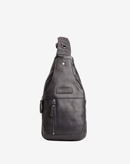 Рюкзак средний Hill Burry Black