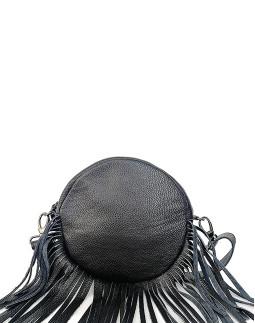 Сумка через плече (крос-боді) маленька InBag Black