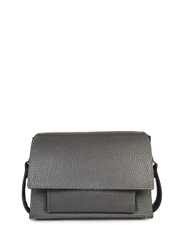 Сумка через плече (крос-боді) маленька InBag Dark grey