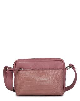 Сумка через плечо (кросс-боди) маленькая InBag Dark pink