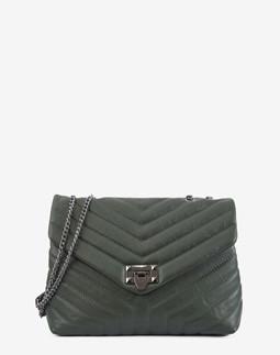 Сумка средняя InBag Dark green