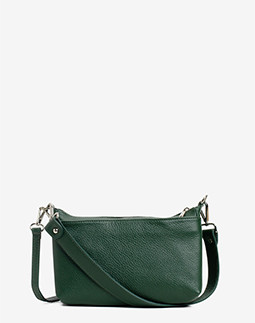 Сумка через плече (крос-боді) маленька InBag Dark green