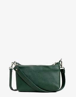 Сумка через плечо (кросс-боди) маленькая InBag Dark green