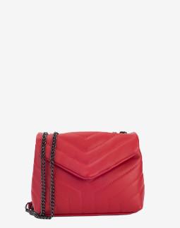 Сумка через плечо (кросс-боди) маленькая InBag Red