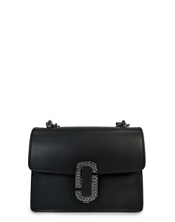 Сумка через плече (крос-боді) маленька InBag Black