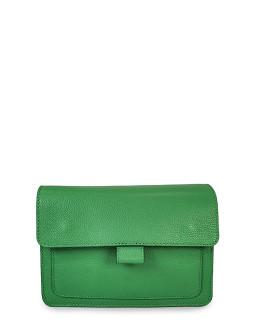 Сумка через плече (крос-боді) маленька InBag Green