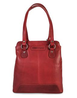 Сумка-рюкзак средняя Hill Burry Red