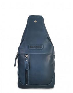 Рюкзак средний Hill Burry Blue