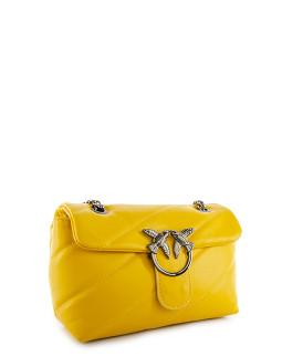 Сумка через плечо (кросс-боди) маленькая InBag Yellow